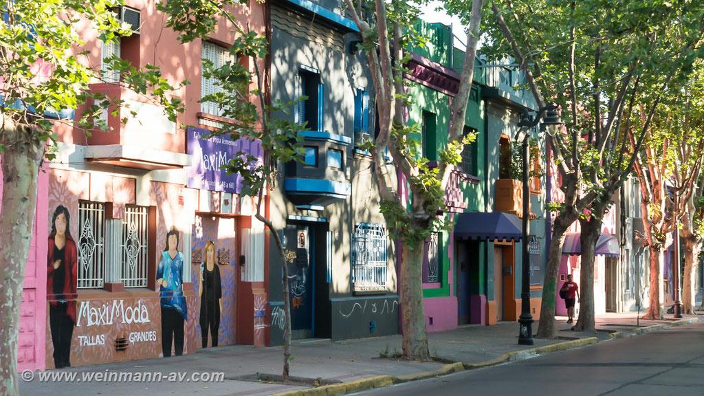 Santiago de Chile, Stadtteil Bellavista