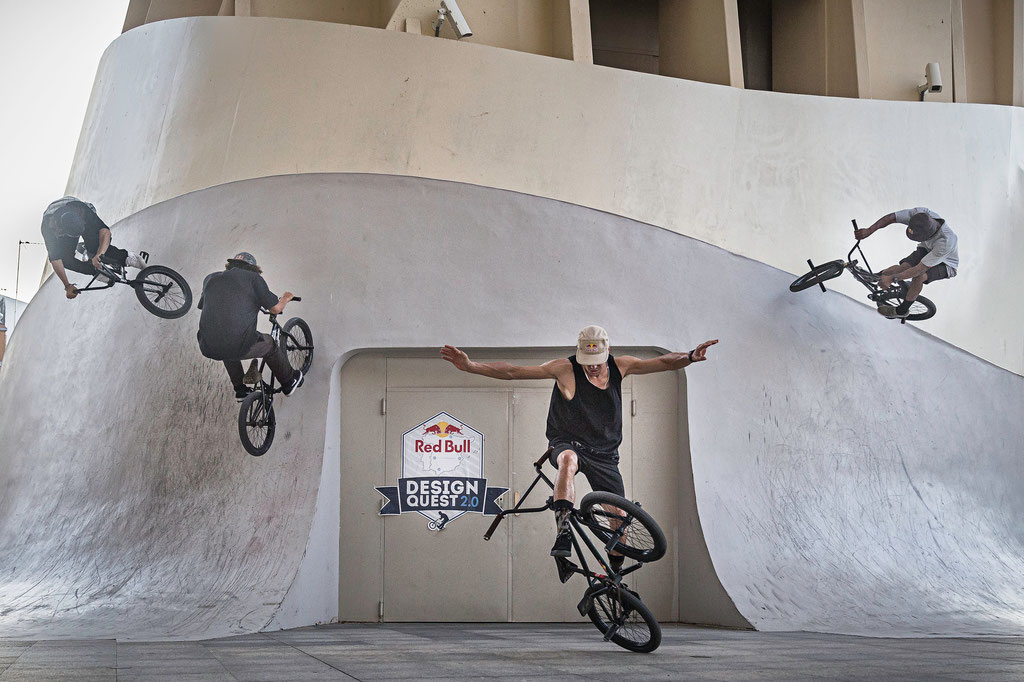 Red Bull Design Quest 2.0 BMX Heroes
