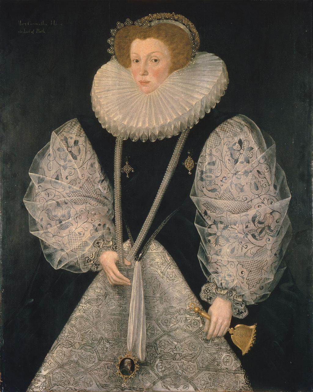 Mary Cornwallis 1575