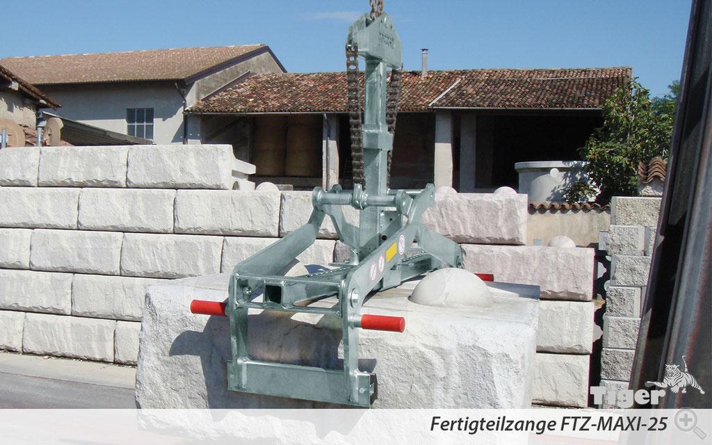 Fertigteilzange FTZ-MAXI-25