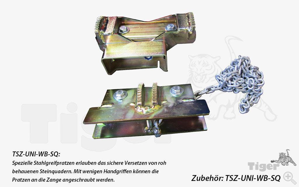 Zubehör - Trittstufenversetzzange TSZ-uni