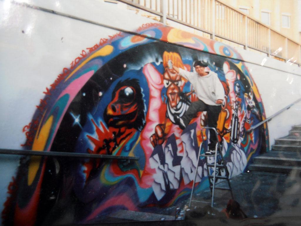 WIFI UNTERFÜHRUNG 1994