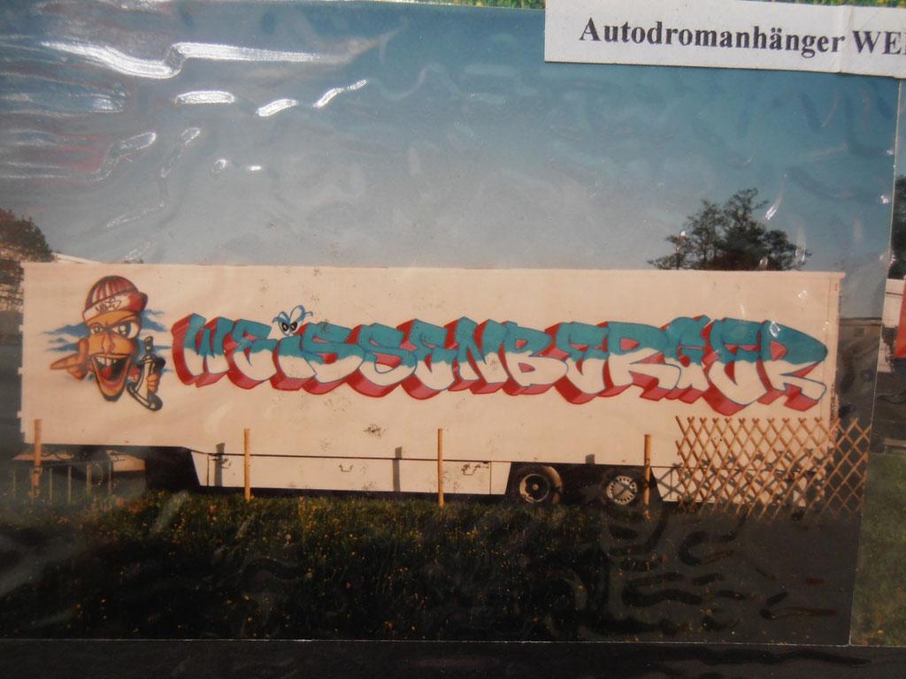 GRAFFITI 1997
