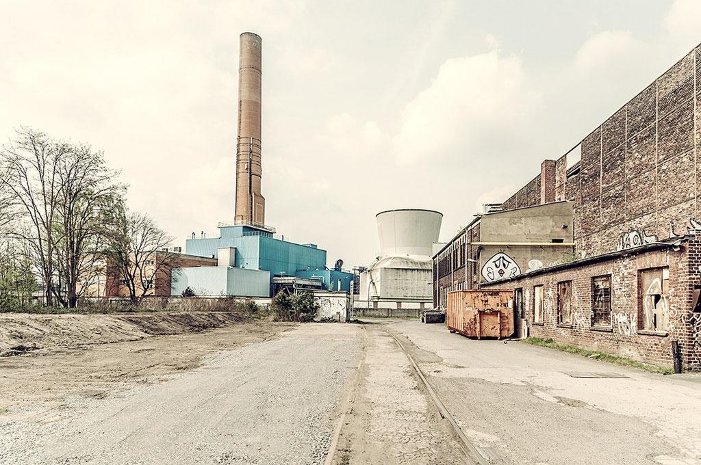 Werksgelände in Dortmund