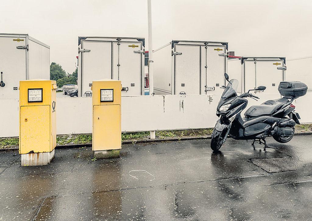 """""""Post"""": Industriegebiet in Dortmund"""