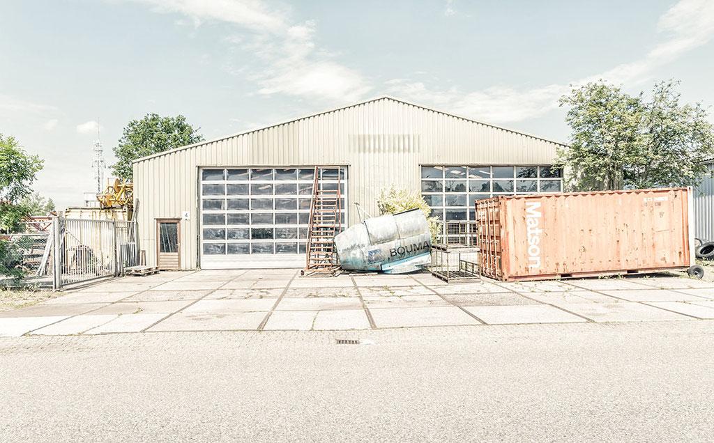 Werkshalle in Schagen Nord-Holland