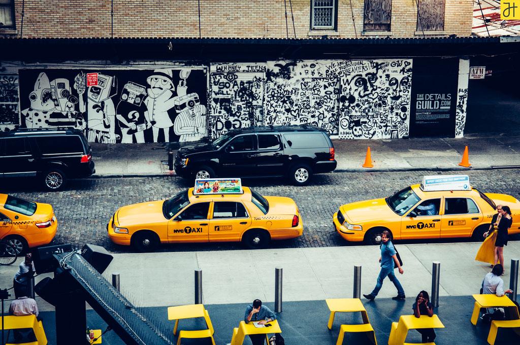 USA, New York City - © JOANNA HAAG