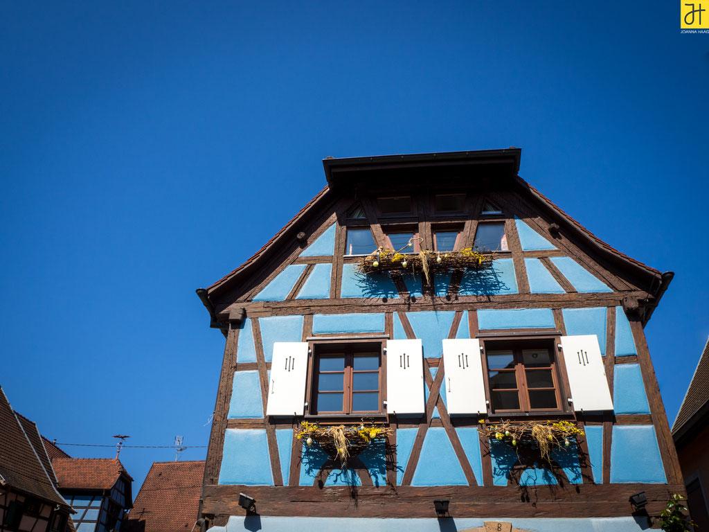 Frankreich, Eguisheim - © JOANNA HAAG
