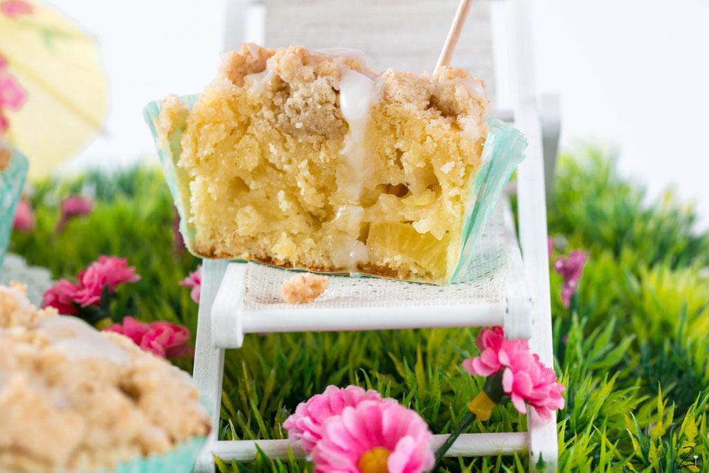 Pina Colada Muffins von Angelina