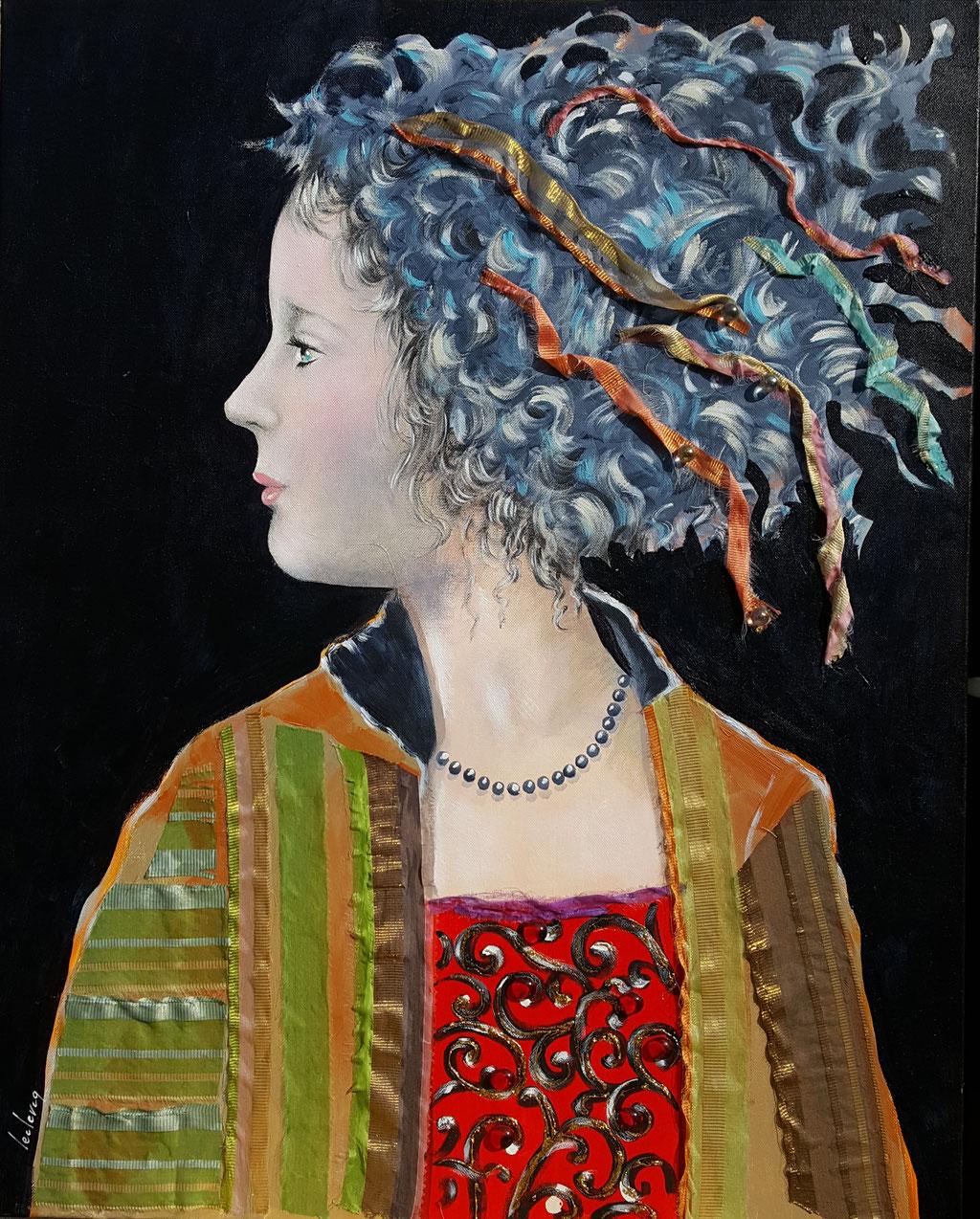 bernadette Leclercq art peinture