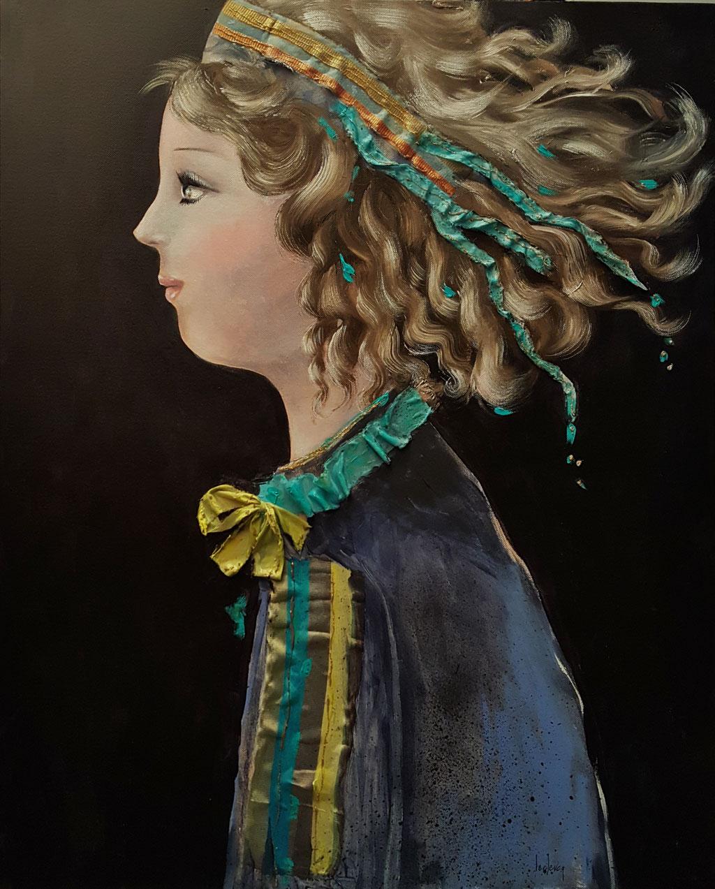 bernadette lelercq art peinture
