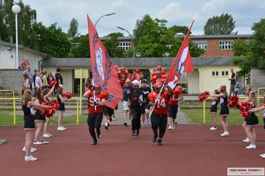 A.F.C Spandau Bulldogs e. V. - American Football - Berlin Spandau - Copyright © - Thomas Freiberg - All Rights reserved.