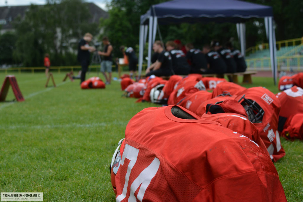 A.F.C Spandau Bulldogs e. V. - American Football - Berlin Spandau