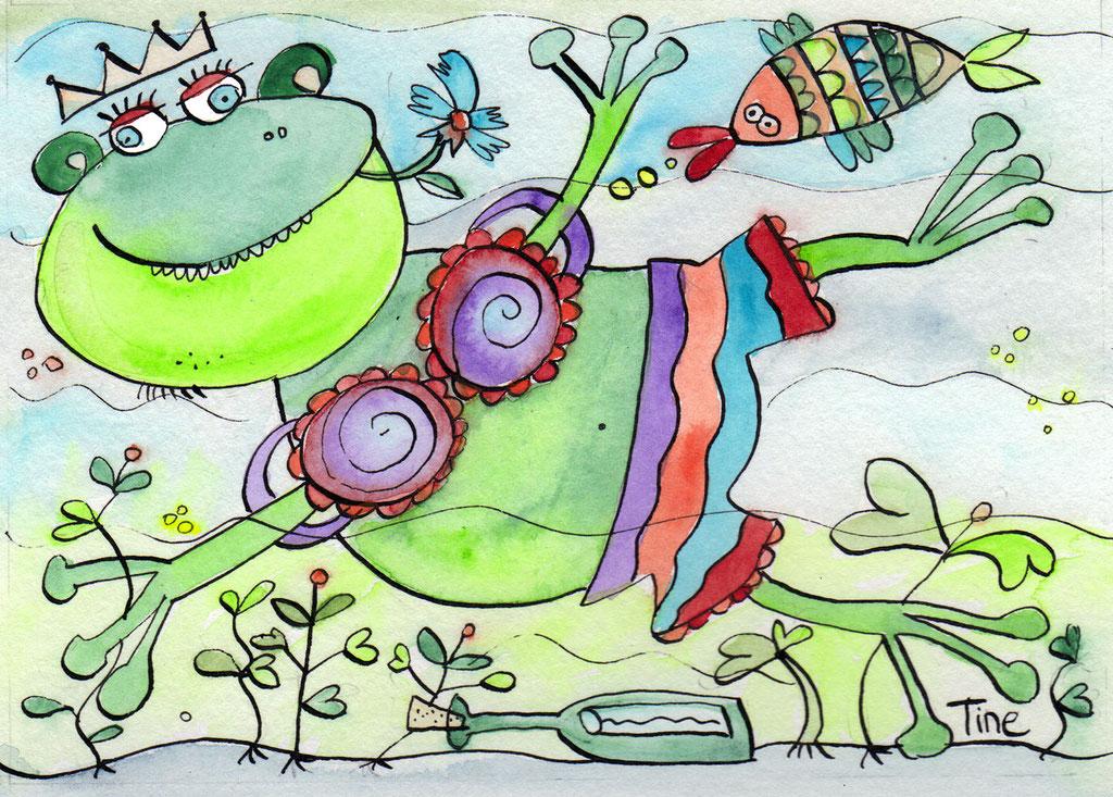 Froschprinzessin