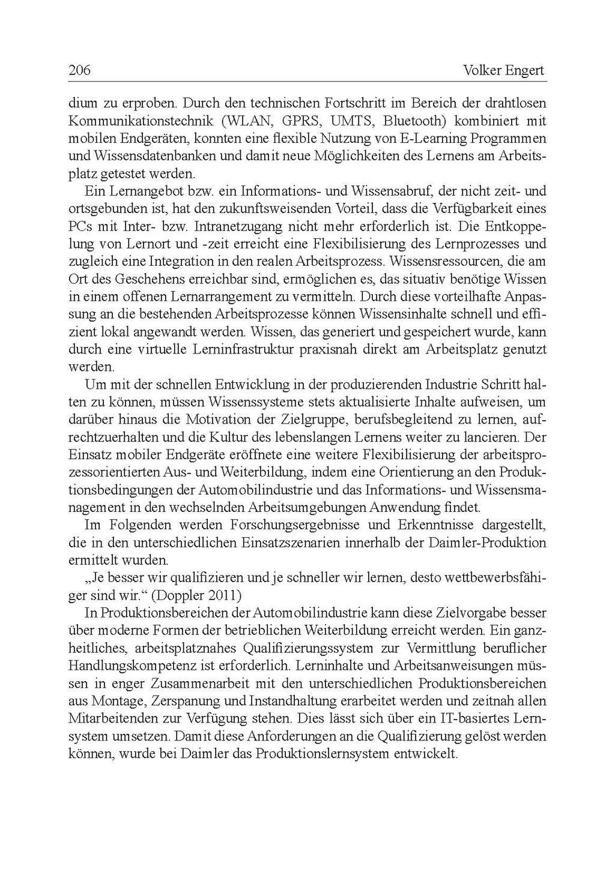 Seite 2: Mobile Lernmöglichkeiten in  der Automobilindustrie