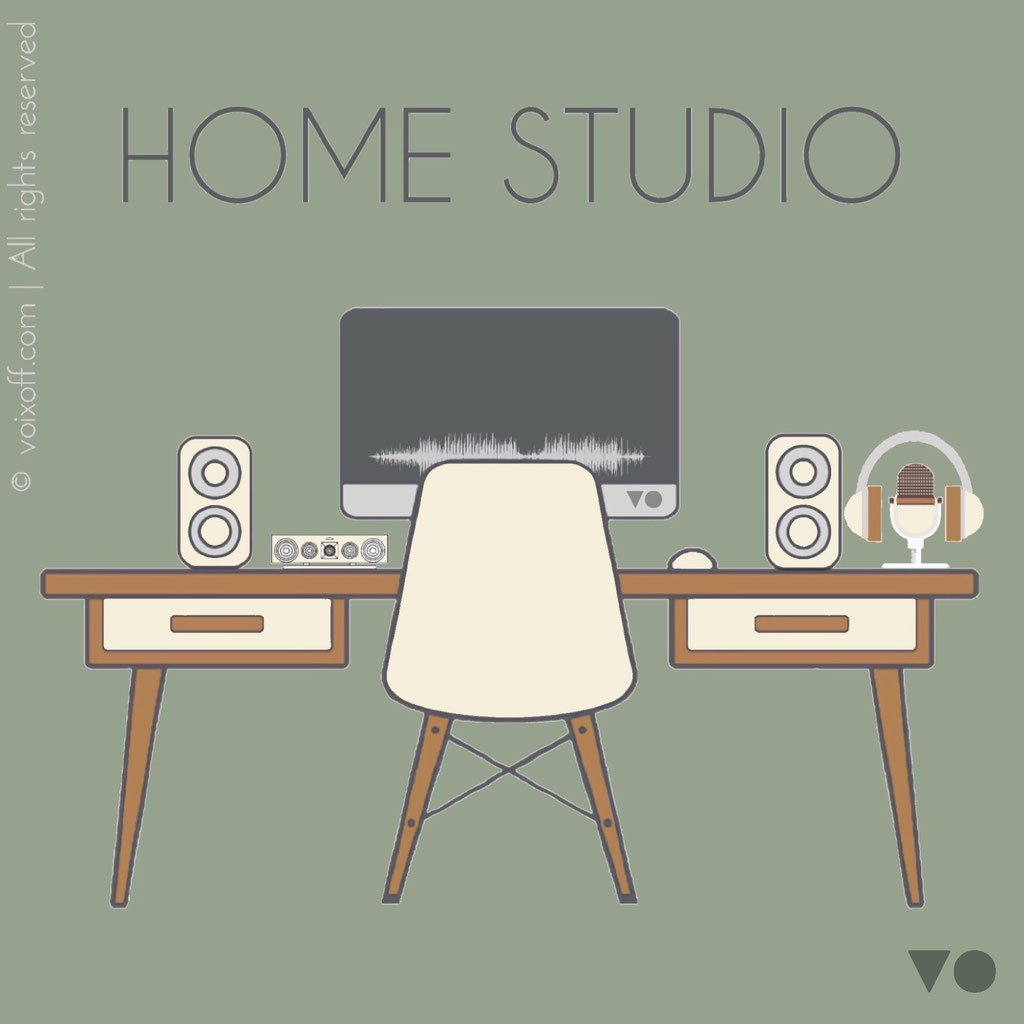 Voix Off | Home Studio