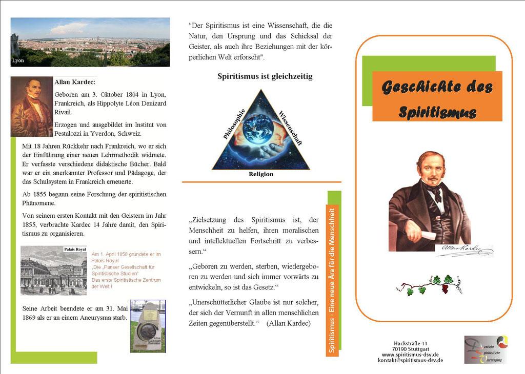 Die Geschichte des Spiritismus - Seite 01