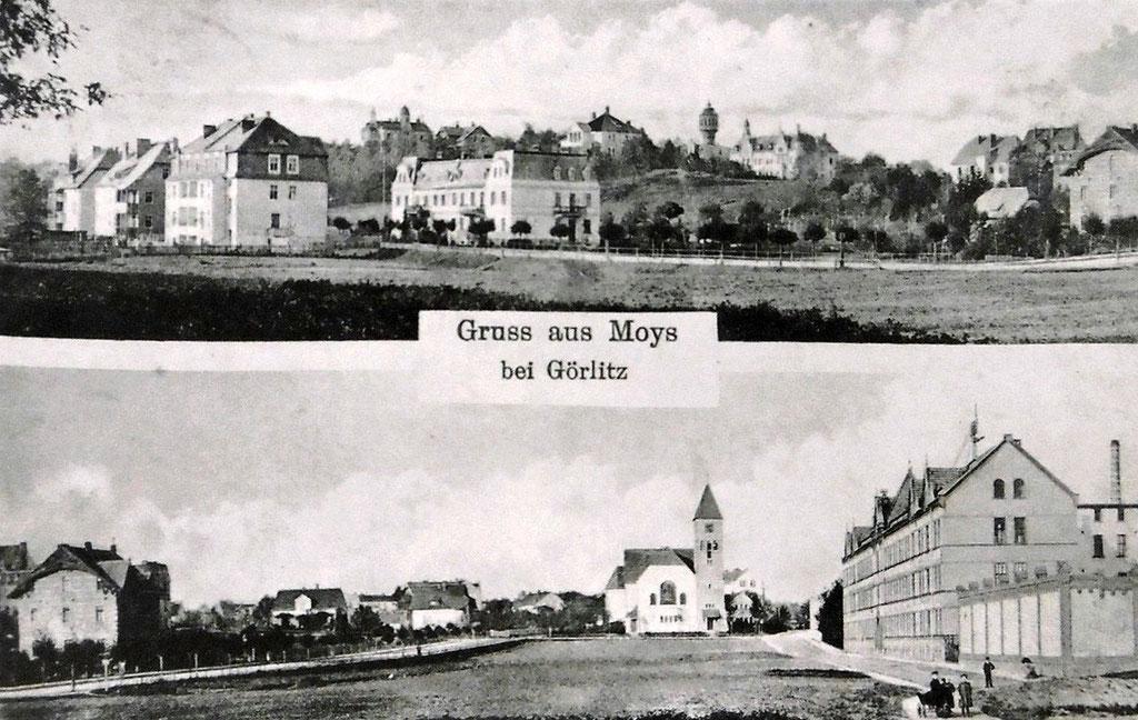 Sammlung Alt-Görlitz, Görlitz Moys