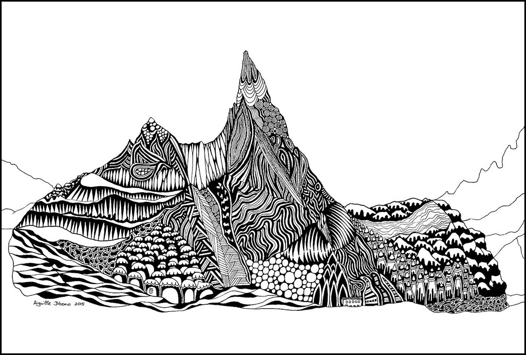 Aiguille Dibona / Französische Alpen / Pelvoux