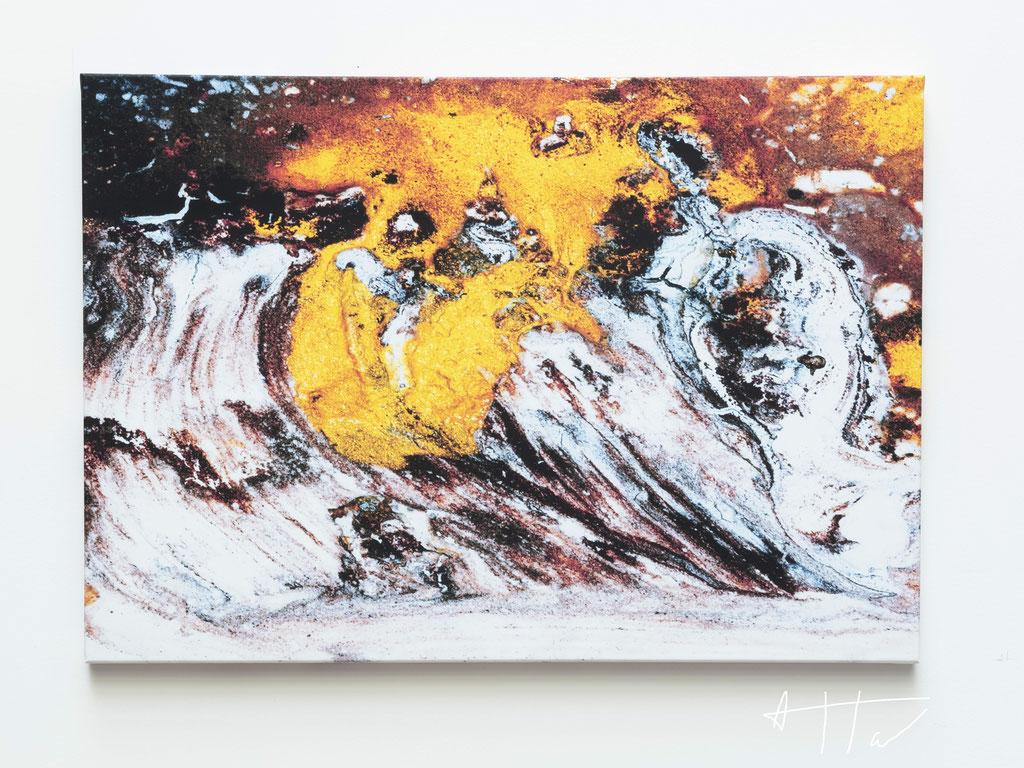Untitled #5, canvas print, 70 cm x 100 cm x 4 cm, series of 5 prints + 2 AP.