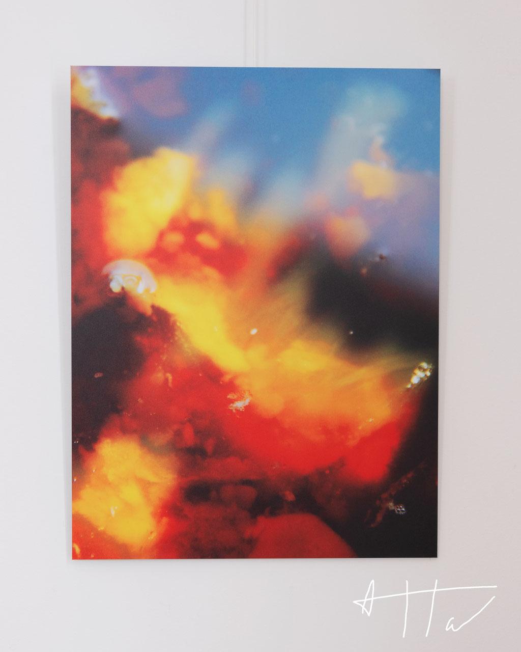Untitled #9, aluminium dibond, 40 cm x 30 cm, series of 5 prints + 2 AP.