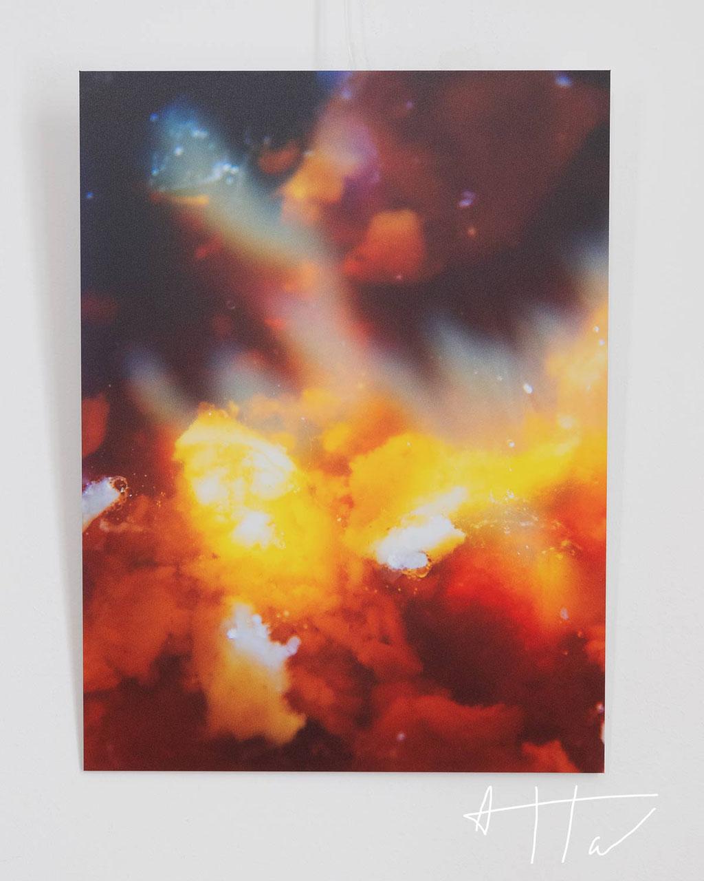 Untitled #8, aluminium dibond, 40 cm x 30 cm, series of 5 prints + 2 AP.