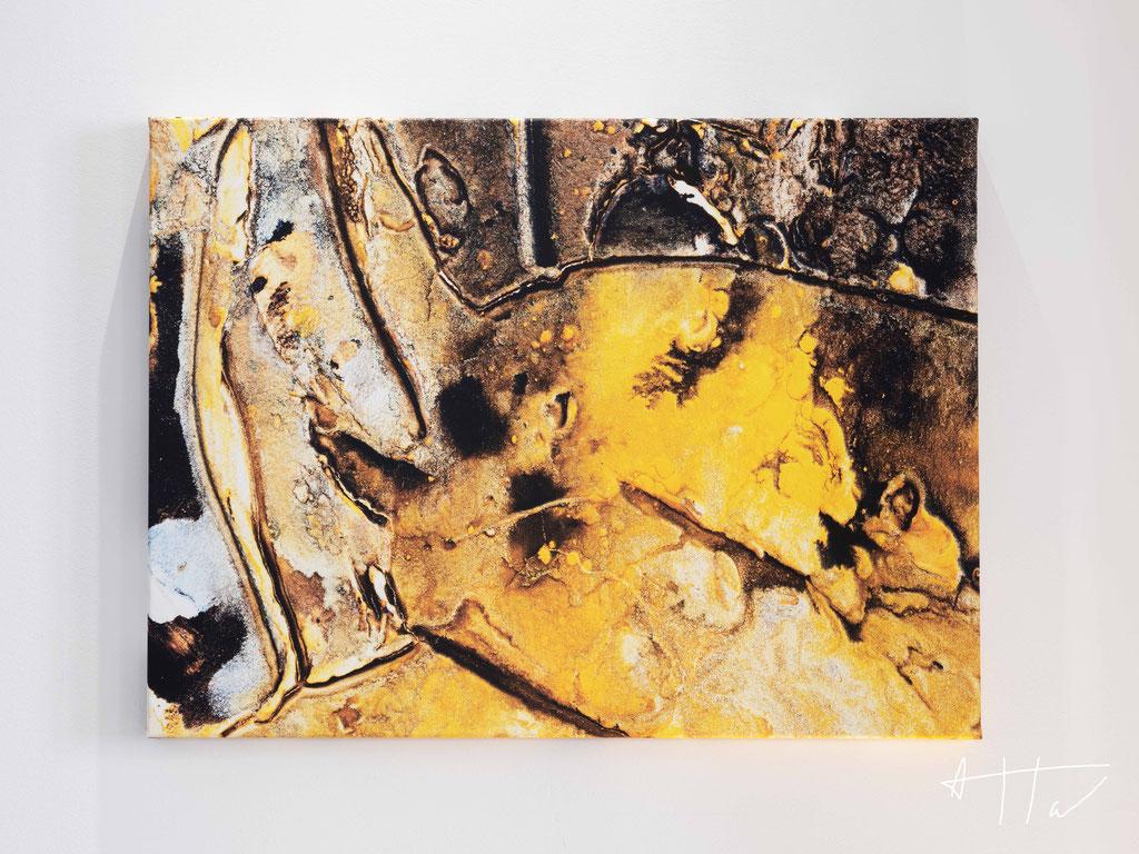 Untitled #6, canvas print, 60 cm x 80 cm x 4 cm, series of 5 prints + 2 AP.