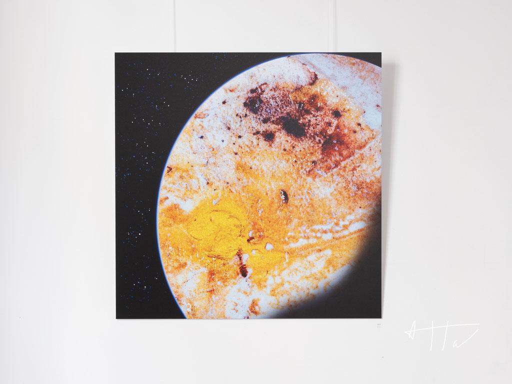 Untitled #13, aluminium dibond, 70 cm x 70 cm, series of 5 prints + 2 AP.