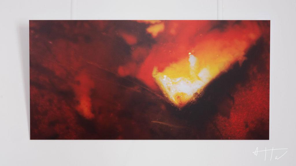 Untitled #7, aluminium dibond, 50 cm x 100 cm, series of 5 prints + 2 AP.