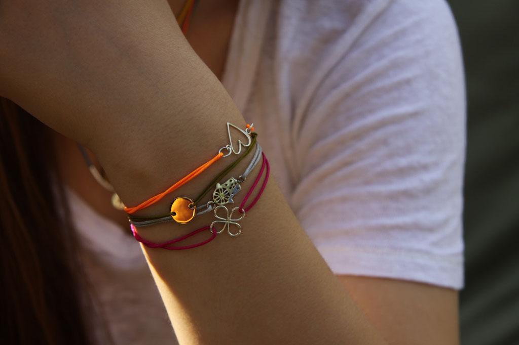 'RIO'  Armbänder