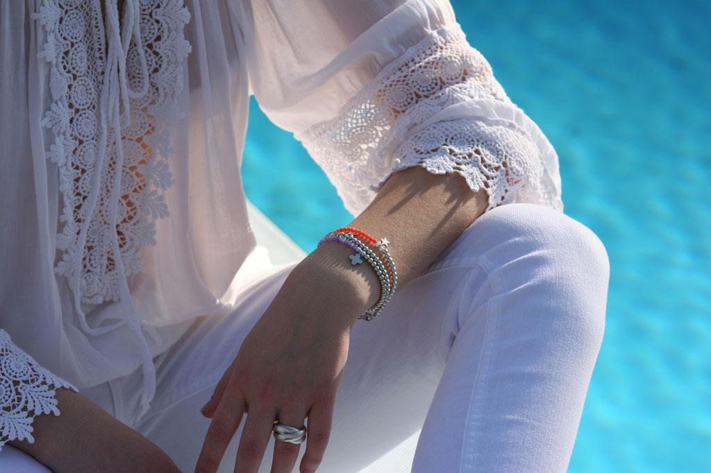 'FINE LINE'  Armbänder