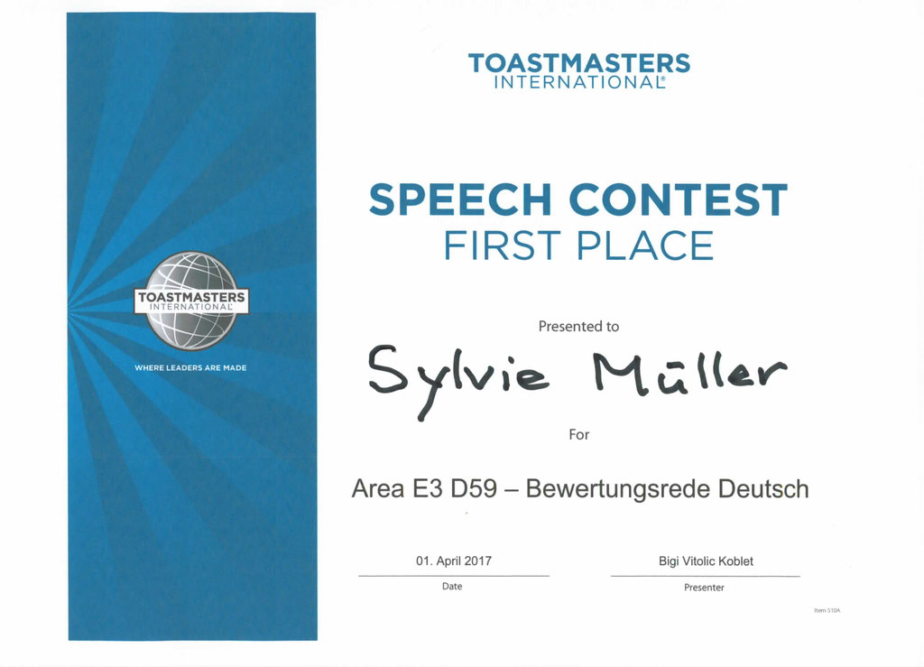 Redewettbewerb 2017