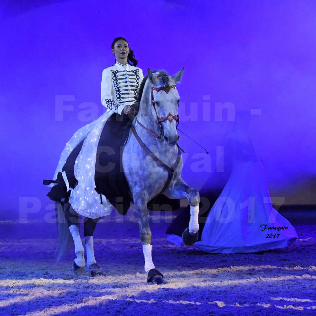 Cheval Passion 2017 - Spectacle des Crinières -