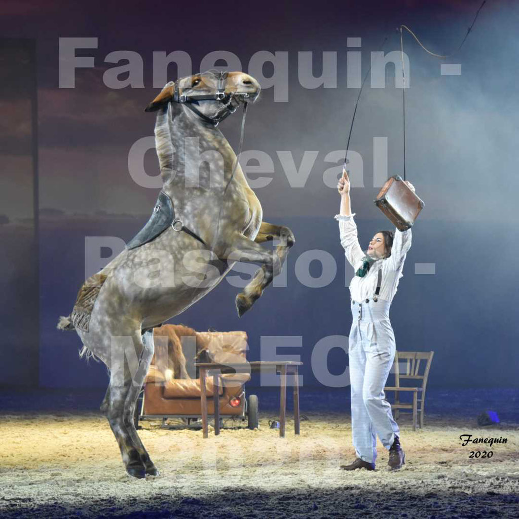 Cheval Passion 2020 - M.I.S.E.C. - Troupe JEHOL