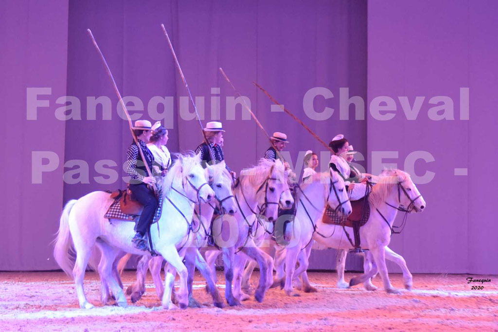 Cheval Passion 2020 - M.I.S.E.C. - Écurie de FAUSTINE