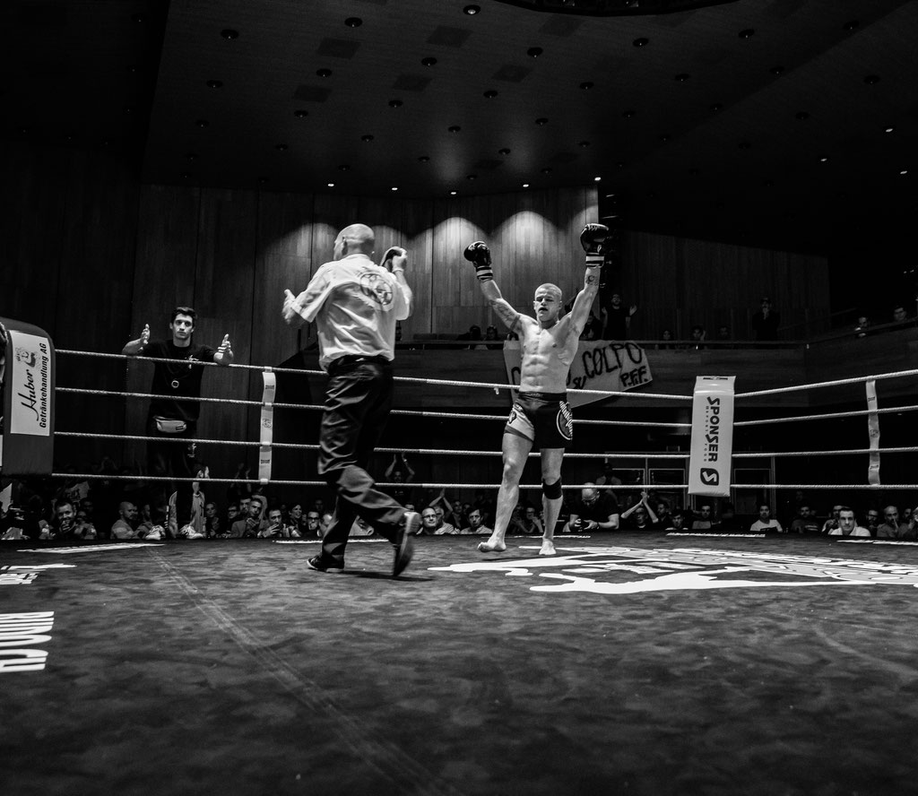 International Fight Night51, Horgen. Box-Ring Zürichsee/Invictus
