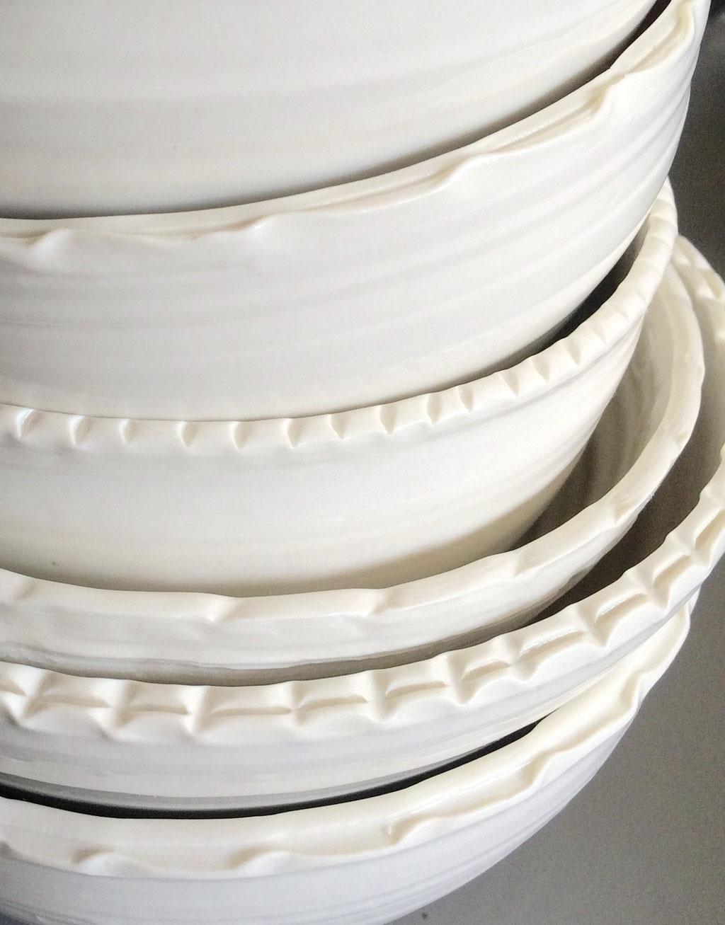 Ramen Bowls, Porzellan