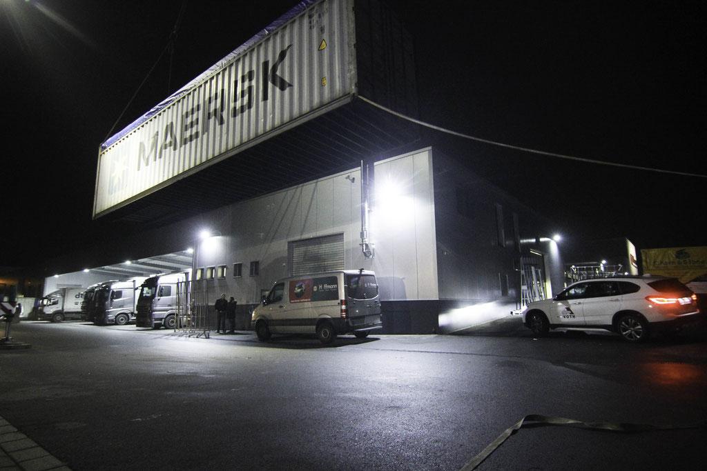 Fenster Köln Container