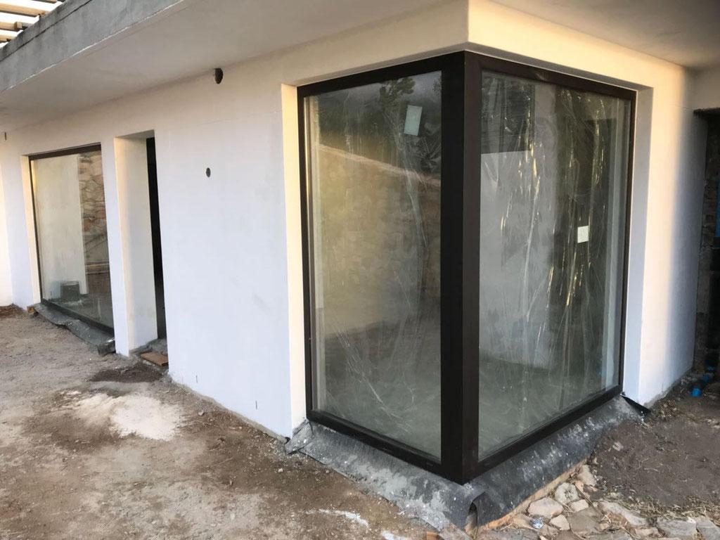 Schüco Fenster Südafrika