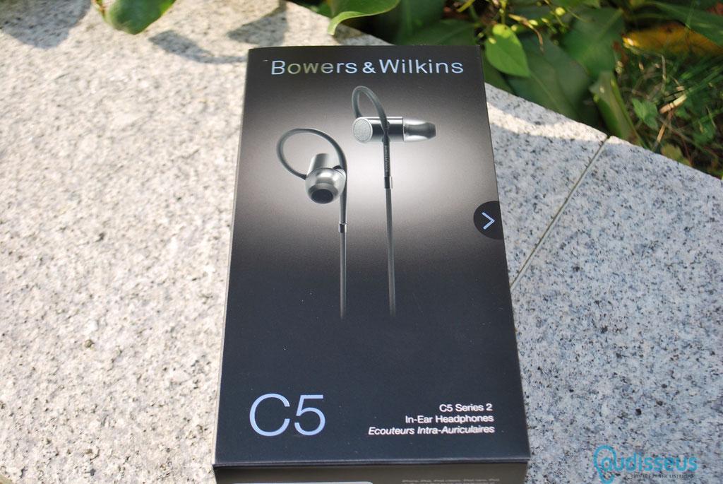 Bowers & Wilkins C5 S2 In-Ear / Praxistest auf www.audisseus.de / Foto: Fritz I. Schwertfeger