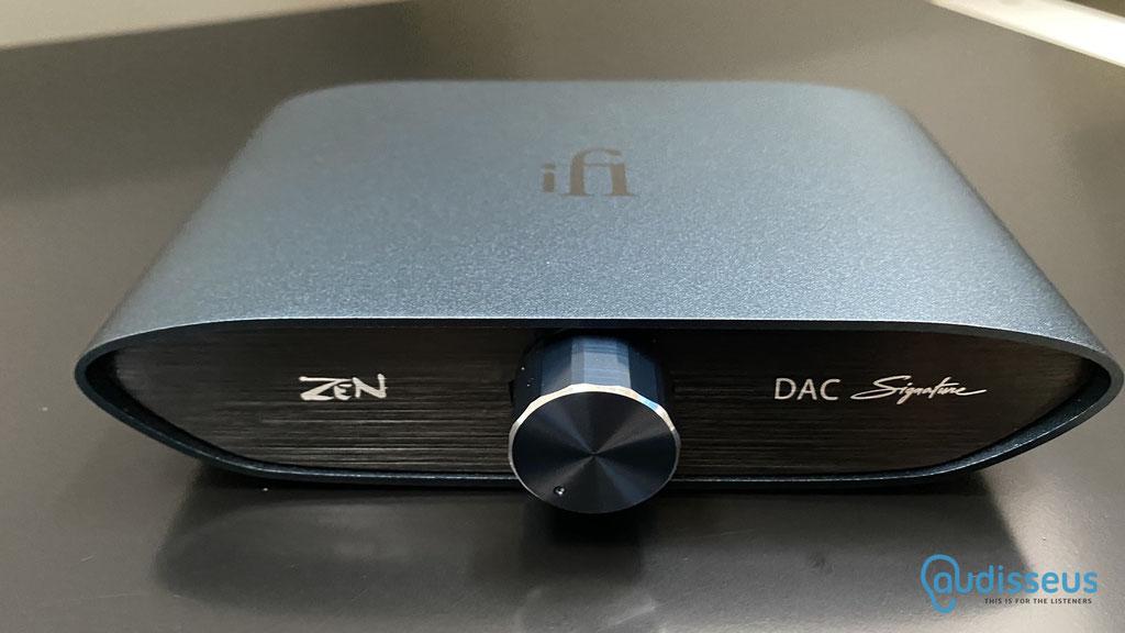 iFi Audio Zen Dac / Can Signature / Praxistest auf www.audisseus.de / Foto: Fritz I. Schwertfeger / www.audisseus.de