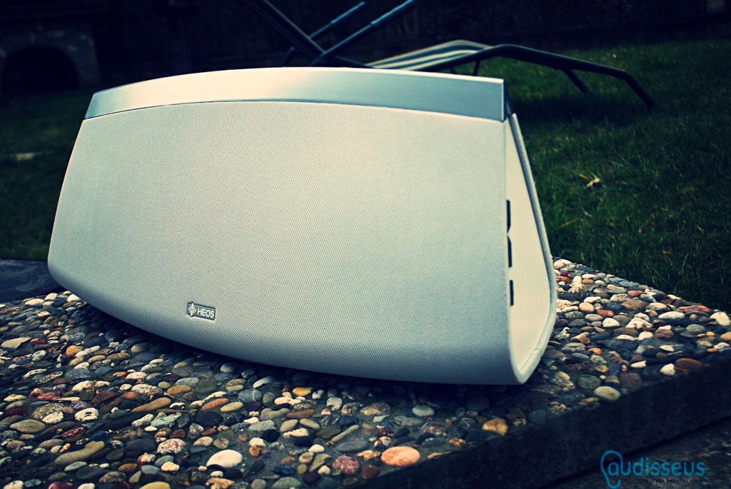 Heos by Denon / Praxistest auf www.audisseus.de/ Foto: Fritz I. Schwertfeger / www.audisseus.de