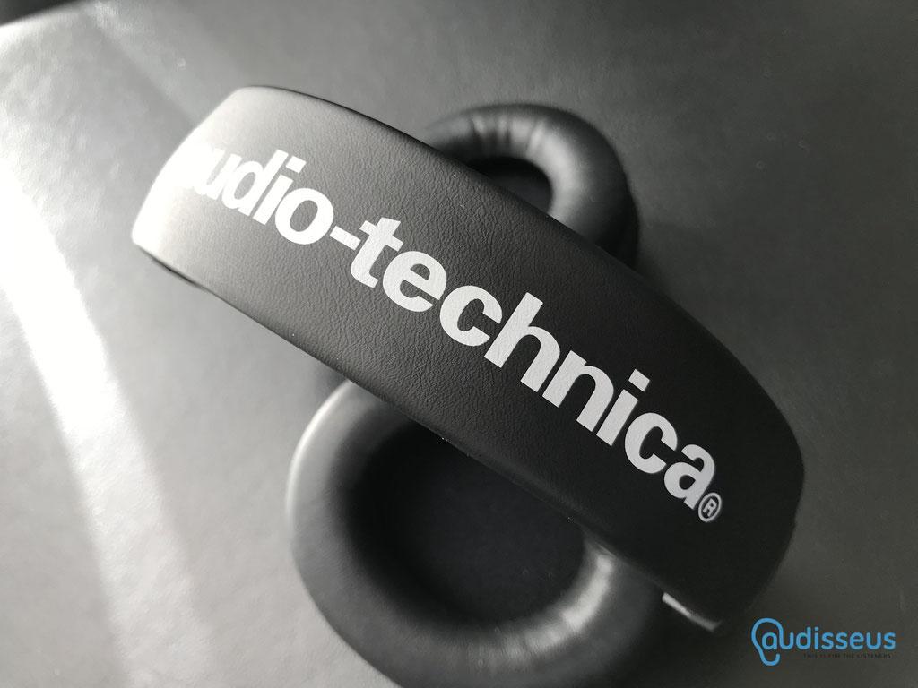Audio-Technica ATH-M50xBT / Praxistest auf www.audisseus.de / Foto: Fritz I. Schwertfeger / www.audisseus.de