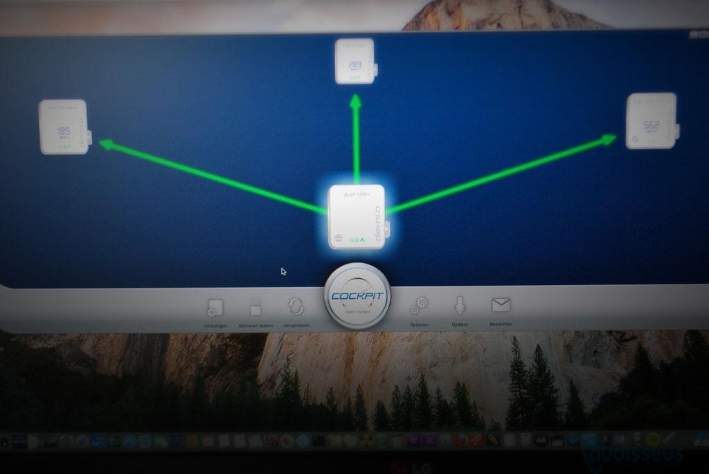 Devolo 1200+ WiFi ac Starter Kit Powerline / Praxistest auf www.audisseus.de / Foto: Fritz I. Schwertfeger / www.audisseus.de
