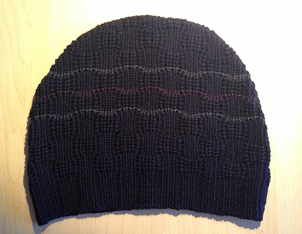 Wollmütze aus 100% Cashmere, erhältlich bei: www.markant.ch
