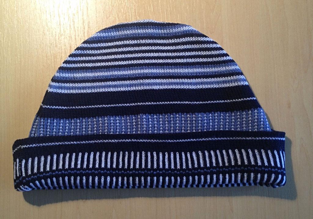 Wollmütze aus 100% Merino, erhältlich bei: www.jaelsigner.ch