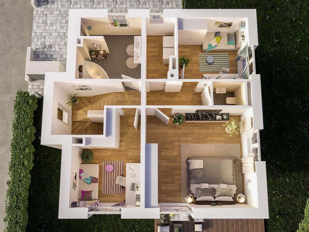 <i>3D GR OG </i><i>Klient: CSV Immobilien Entwicklung</i>