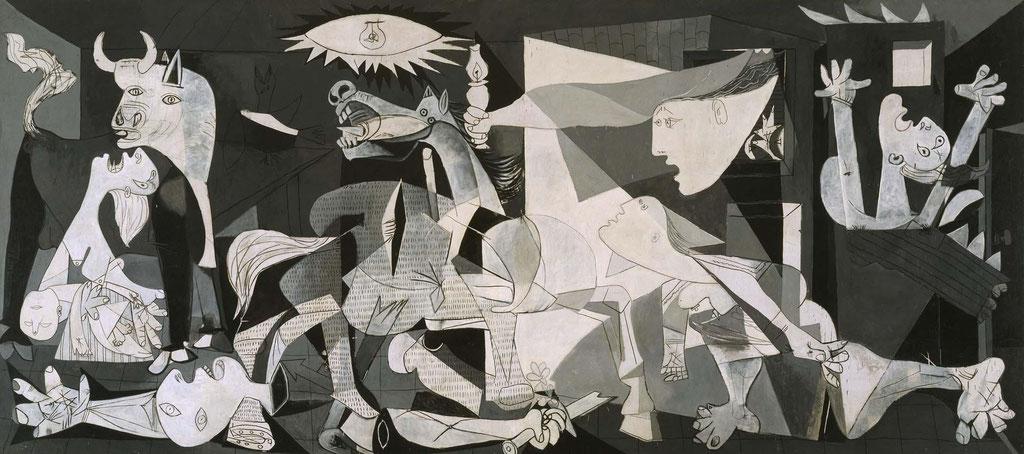 Piccasos Guernica