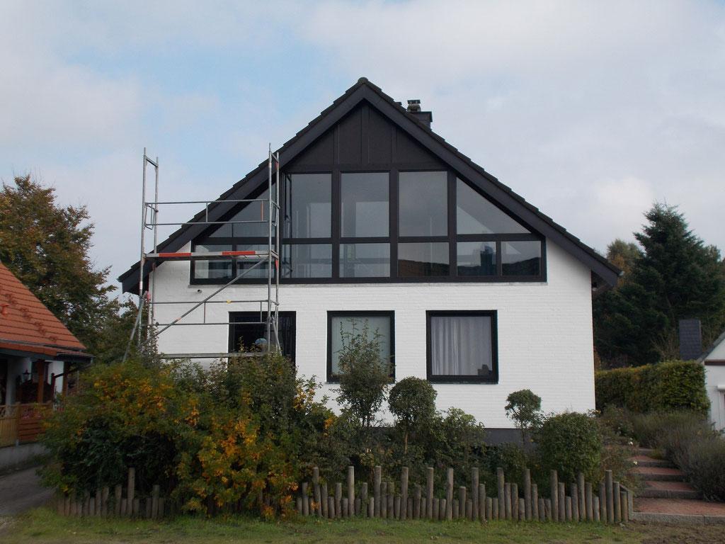 Nachher - Wintergarten -Tischlerei und Hasuservice Prochnow