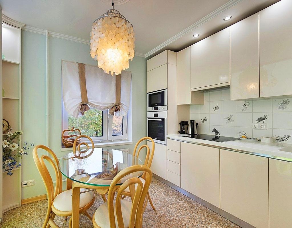 Дизайн интерьера кухни. Фотография 1